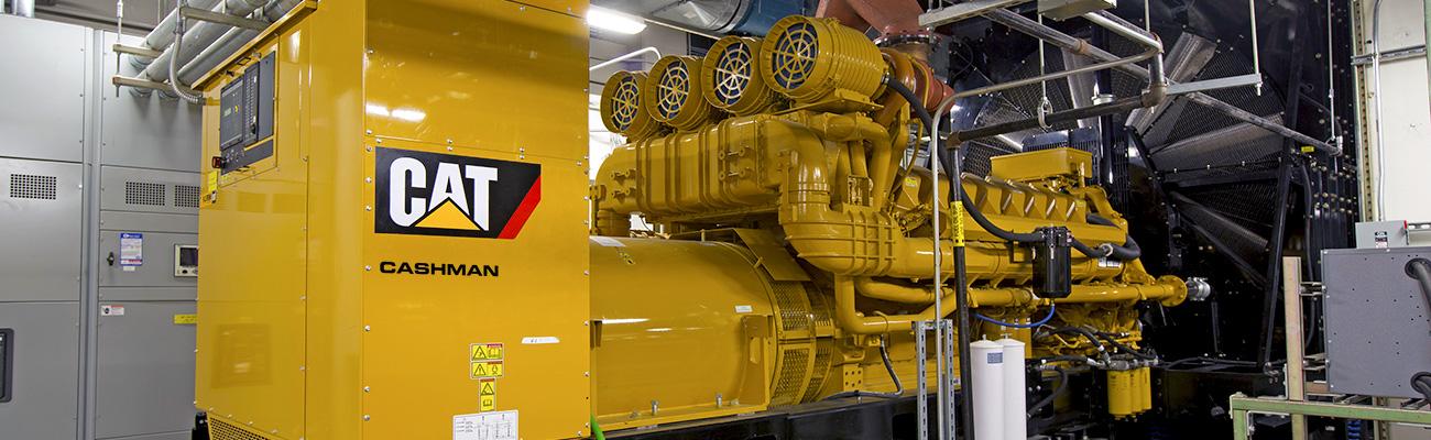 Electric Power Generation Generators